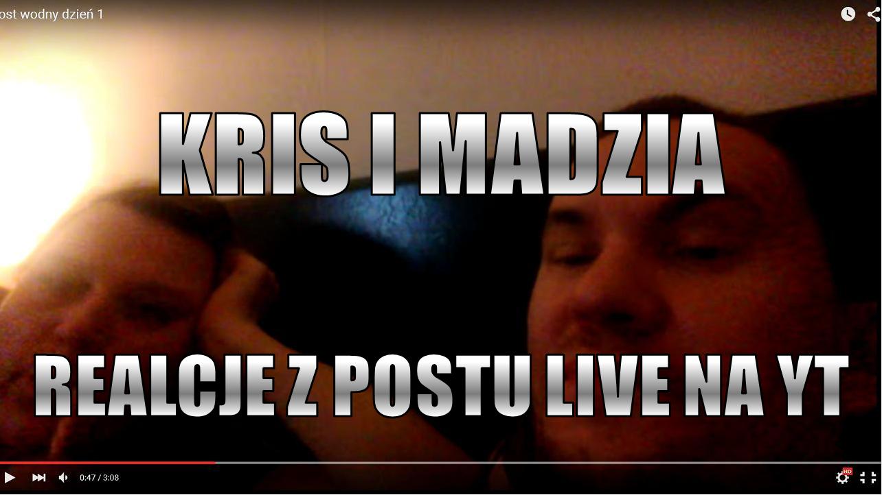 Kris i Madzia glodowka