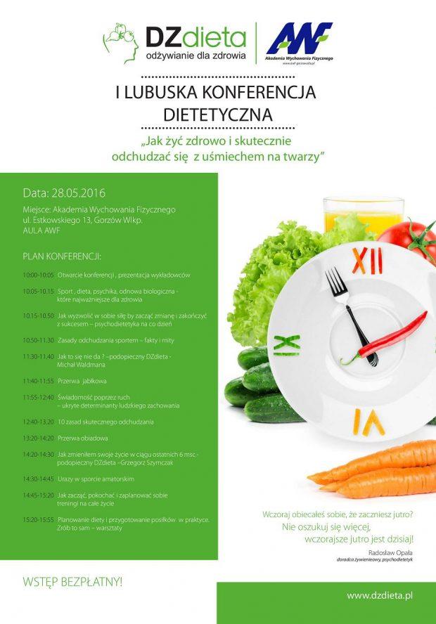 I lubuska konferencja dietetyczna