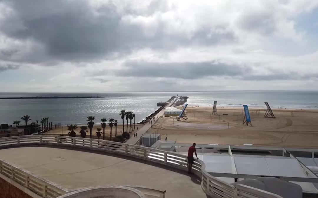 Portugalia, Algarve – Bieganie trasa biegowa, czyli coś dla skorupy.